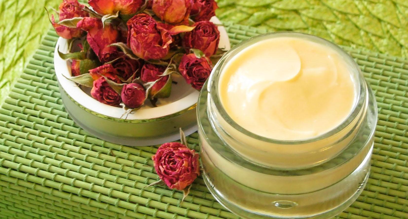 Как приготовить в домашних условиях крем от морщин