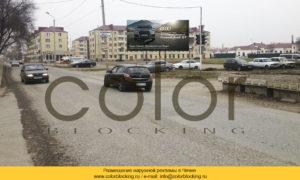 наружная реклама в Чечне вокзал ж/д