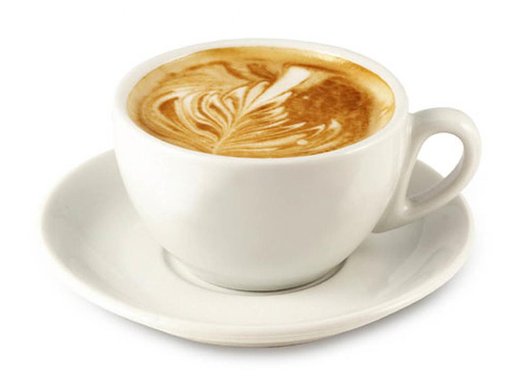 идеальный завтрак кофе