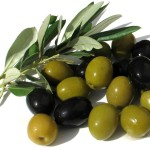 порция экзотики оливки