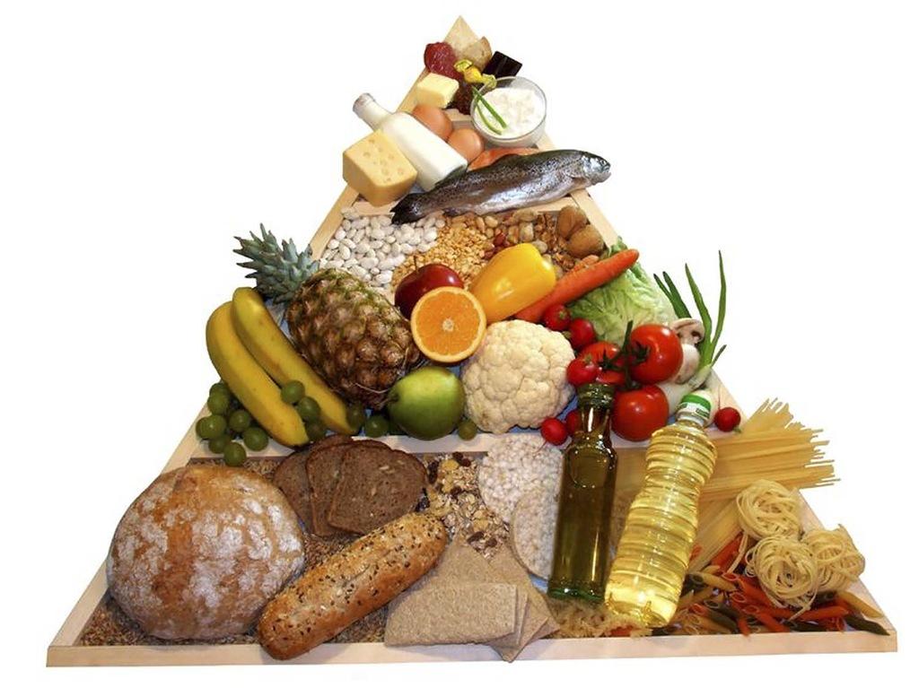 10 правил лета питание