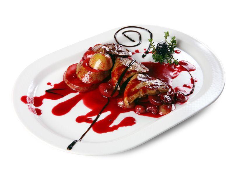 Мода на еду фуа гра
