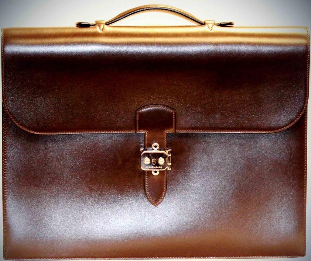 Самые эксклюзивные вещи от именитых дизайнеров портфель