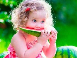 Фрукты и ягоды – залог здоровья арбузы