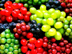 Фрукты и ягоды – залог здоровья виноград