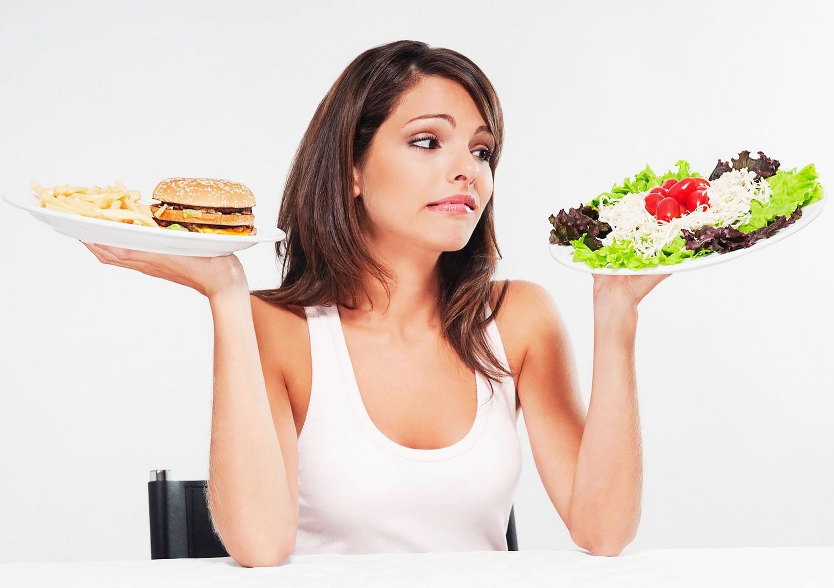 Раздельное питание выбор