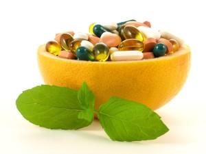Витамины из аптеки