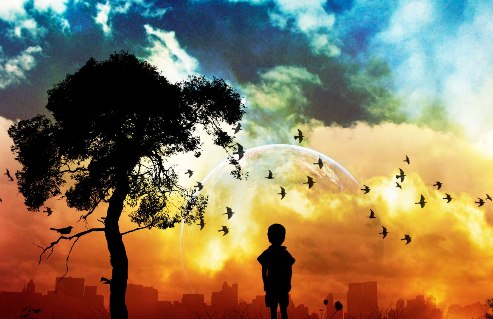 Куда приводят мечты? цель