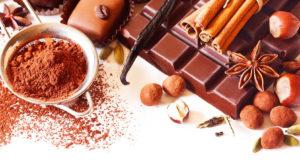 шоколадная красота пилинг