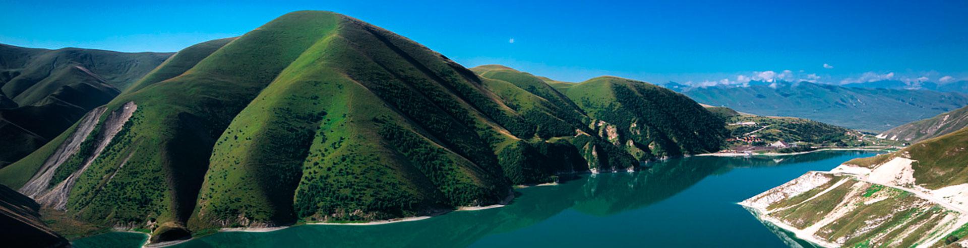 Озеро Кезеной-Ам горы