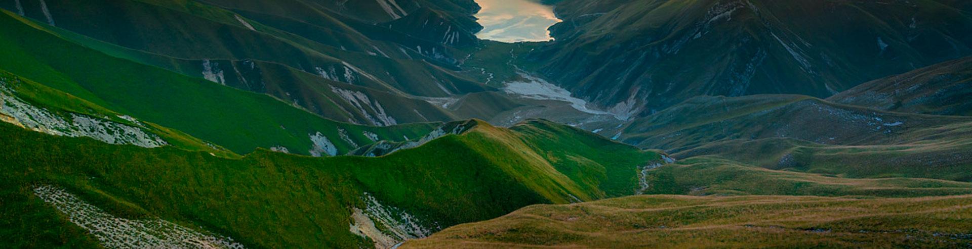 Озеро Кезеной-Ам чеченцы