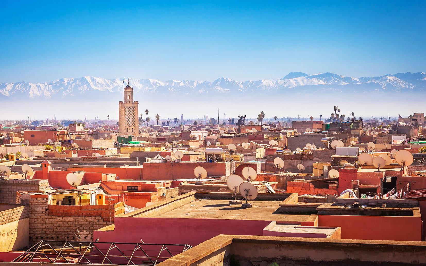 Великолепный Восток. Часть вторая маракеш