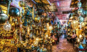 Великолепный Восток. Часть вторая шопинг