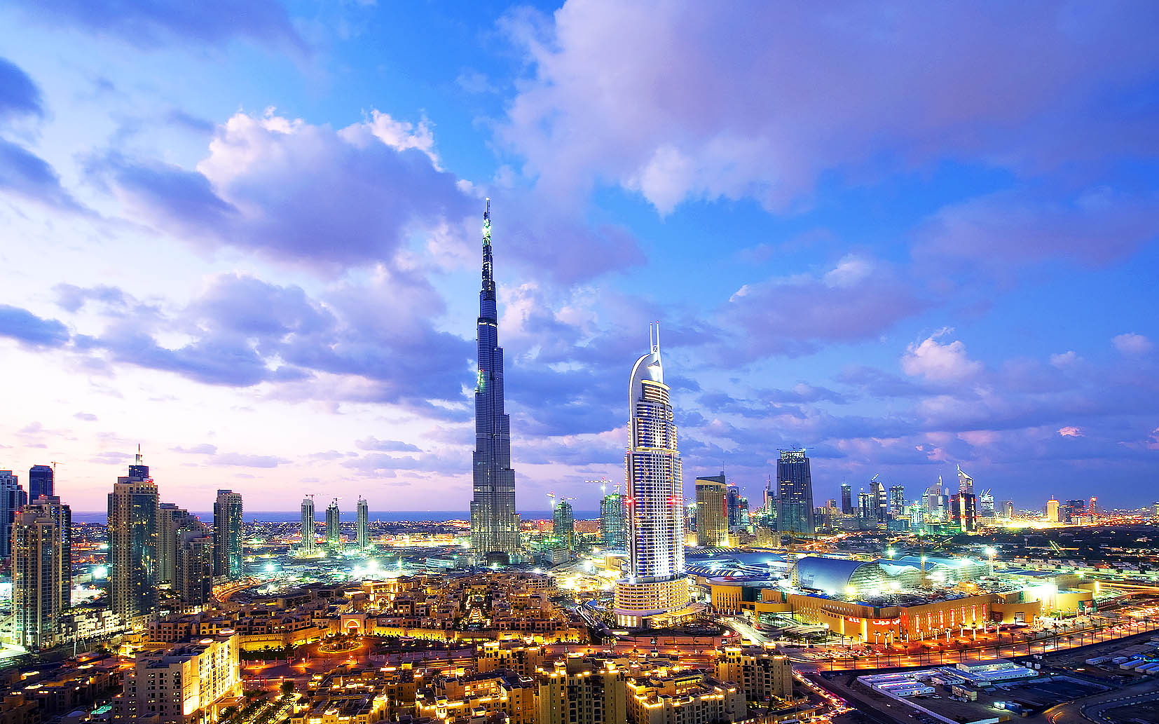 Великолепный Восток. Часть вторая Дубай