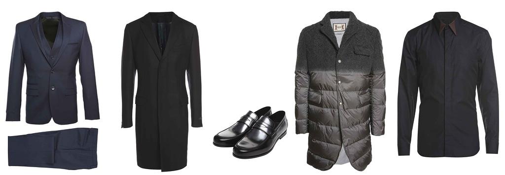 базовый гардероб мужской