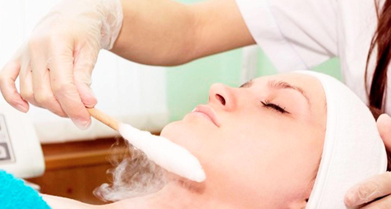 массаж тела криомассаж