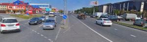 Наружная реклама в Чечне Гудермес