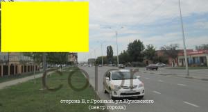 наружная реклама в Чечне стоимость