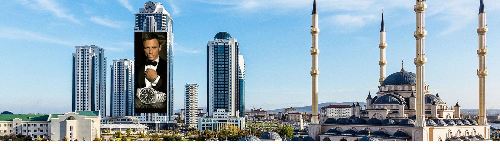 рекламные услуги брандмауэры в Чечне