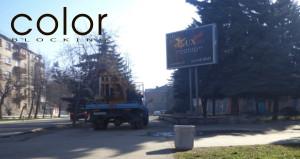 наружная реклама в Владикавказе 2.7х3.7
