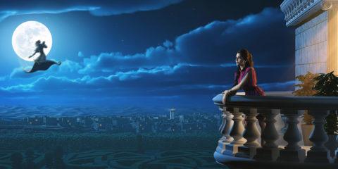 Izabelle принцесса Жасмин, фотопроект