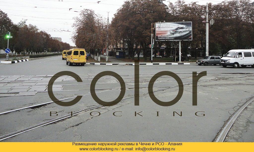 размещение рекламы Осетия 3х6