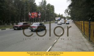 Наружная реклама в Ингушетии 3х6
