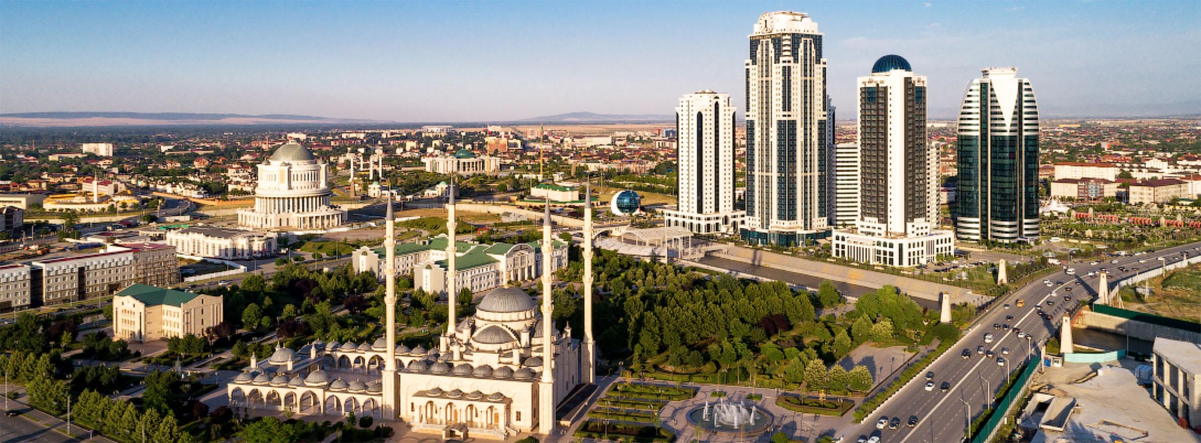 Реклама на щитах 3х6 в Чечне город