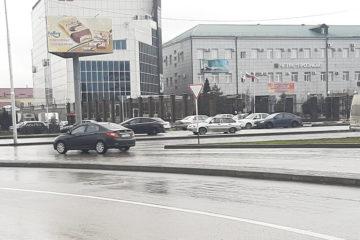 Реклама в Грозном на щитах 3х6 город
