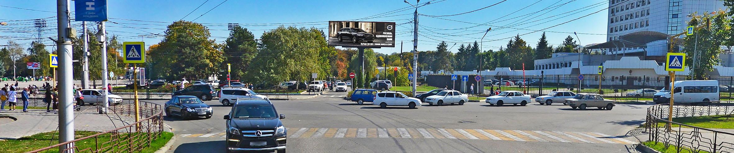 Реклама на светодиодных экранах Нальчик
