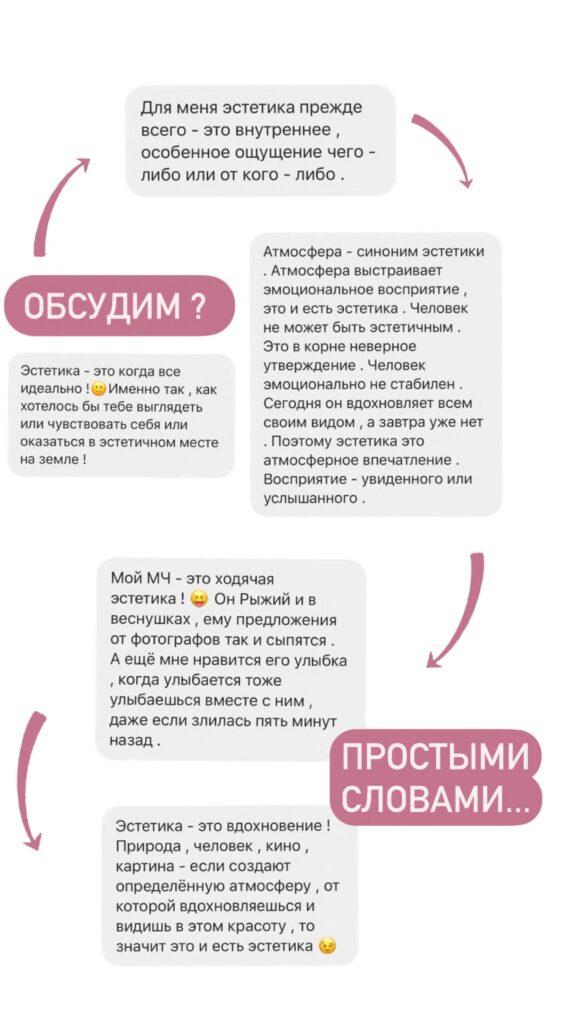 Mood magazine рубрики