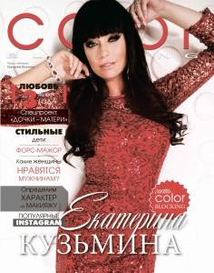 ОБЛОЖКИ COLOR BLOCKING Кузьмина Екатерина
