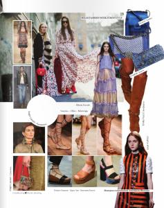 Со страниц журнала мода