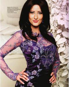 Со страниц журнала модель