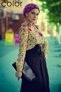street fashion, Grozny